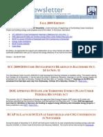 Fall 2009 Edition