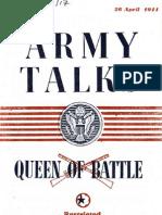 (1944) Army Talks
