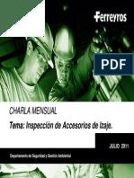 07. Inspección de Accesorios de Izaje_JULIO 2011