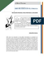 4 - El Bautismo de Jesus