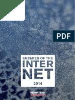 2014 INFORME Enemigos Internet