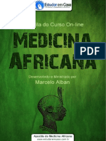 Apostila Do Curso on-line de Medicina Africana - Parte 1