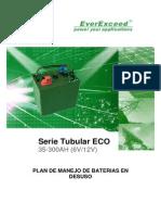 Plan de Reciclajeserie Tubular Eco