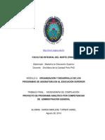 Monografía de Compilación_Progama Por Competencias de Administración General_Karen Turner_final