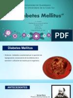 Proyecto....Diabetes Mellitus. Bases Moleculares