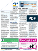 Pharmacy Daily for Fri 29 Aug 2014 - Vic govt to allow pot trials, GSK closes meds unit, QUM ethical concerns, Views on LVT model mixed, and much more