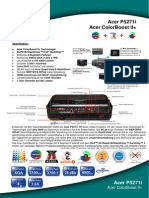 Datenblatt de Acer p5271i 3d Ready