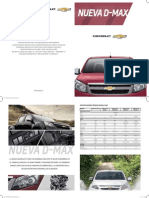 Díptico Chevrolet DMAX (1)