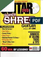 Jeff Loomis Super Shred Guitar