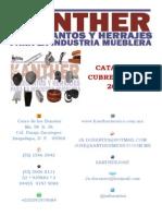 Catalogo Cubrecantos 2014