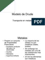 Modelo de Drude.ppt