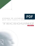 Manual Acustica Texsa