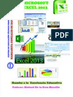 Manual de Excel 2013