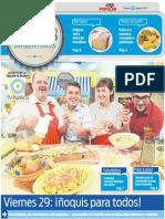 Suplemento de Cocineros Argentinos Del 29-08-2014