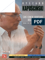 La Globalizacion Ryszard Kapuscinski