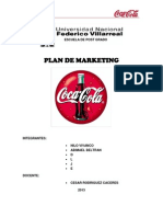 Plan de Mkt Coca Cola Word