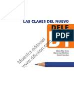 Claves Dele b1 Muestra