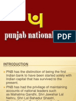 Punjab National Bank PPT