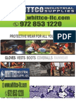 Whittco Glove Catalog & Guide