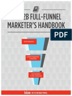 Bizo WP B2B Full Funnel Handbook
