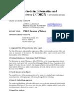 Opponent Report Jcod27 G1 OPPOSING G9 Added