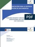 Guia de Entrega de Documentos