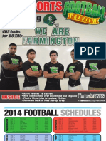 The Daily Times Football Preview