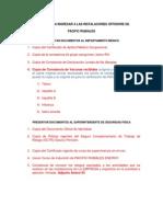 Requisitos Para Ingresar a Pacific Rubiales