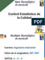 Control Estadistico Calidad Industrial