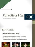 Aula 3 - Conectivos Lógicos (Parte 1)