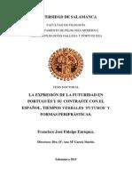 La Futuridad en Portugués Fidalgo Enriquez Fj Laexpresion