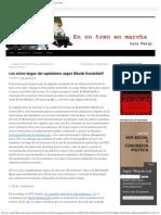 Los Ciclos Largos Del Capitalismo Según Nikolái Kondrátieff _ Blog de Luis Felip