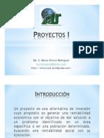 Introuduccion Proyectos i, Semana 1