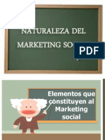 2 Naturaleza Del Marketing Social