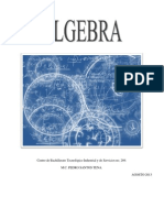Cuadernillo Algebra Pedro Santos