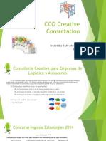 CCO Creative Consultation Estrategias