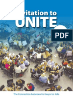 Invitation to Unite