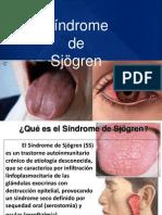 TEMA 7 (2 PARCIAL 4) - Sindrome de Sjogren