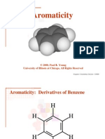 Aromaticity and Benzene