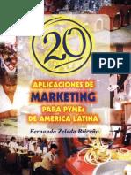 20 Aplicaciones de Marketing Para Pymes