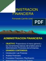 3. ADM. FINANCIERA - Finanzas Corporativas FC