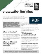 Pulsatile Tinnitus 2014 Ver 1.2
