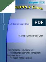 RFID dalam SCM