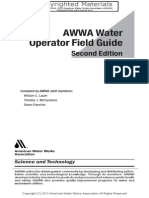 AWWA Water Operator Field Guide