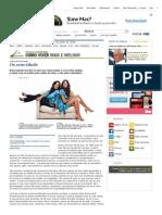 Os Sem-idade Desafiam o Calendário - Especial Longevidade - Revista VEJA