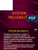 System Reliability Old