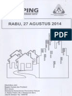Kliping Berita Perumahan Rakyat, 27 Agustus 2014