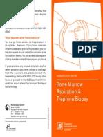 bone marrow brochure