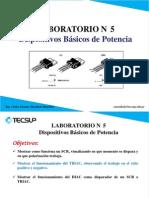 Laboratorio de Electronica - Sesion5