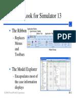 Simulator 13 Slides